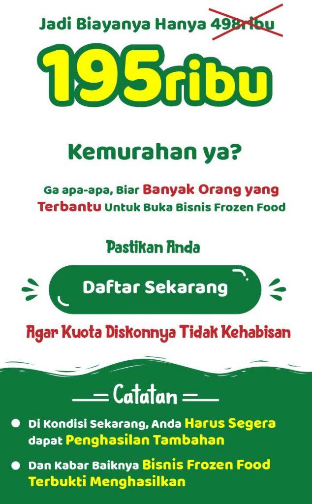 Kursus Frozen Food
